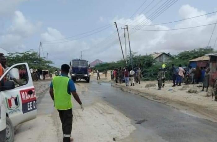 Somalidə terror aktı – 15 ölü