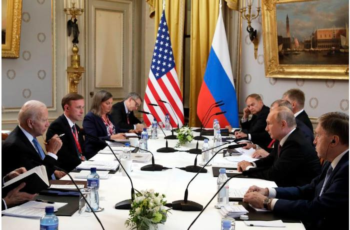 Putin-Bayden görüşü başa çatdı – YENİLƏNİB