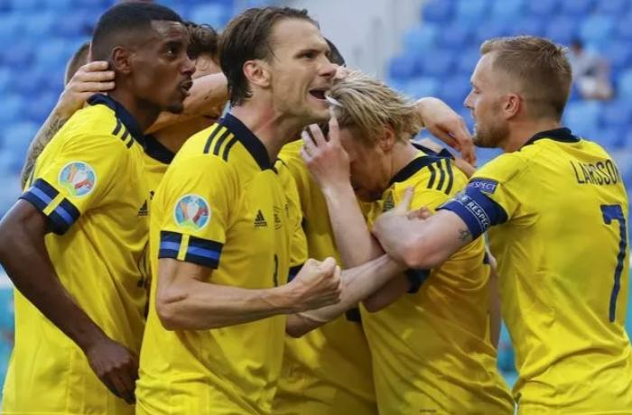 İsveç millisi Slovakiyaya qalib gəldi