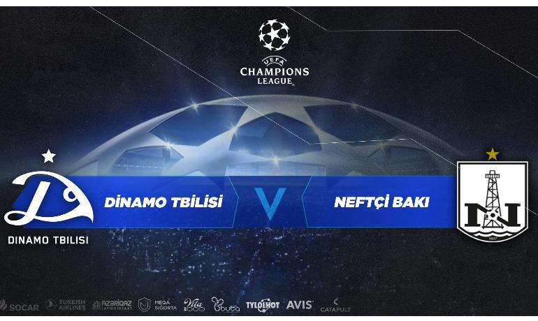 """""""Dinamo""""nun prezidenti: """"Neftçi"""" kimi rəqiblə oynamaq xoşdur"""" - MÜSAHİBƏ"""