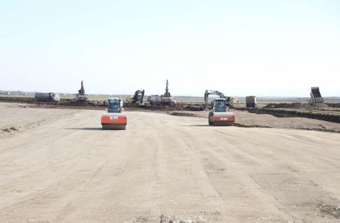 Qarabağda tikilən aeroportlar üçün mallar rüsumdan azad edildi