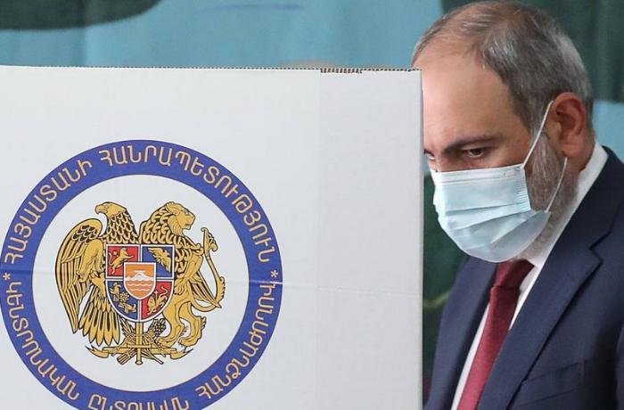 MSK: Səslərin 95,8 %-ə əsasən Paşinyanın partiyası 54,2 %-lə qalibdir – YENİLƏNİB