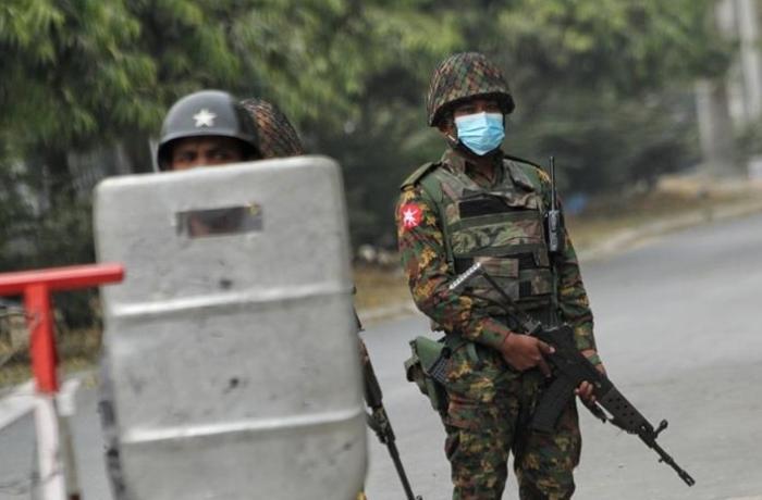 Myanmada baş verən qarşıdurmalarda daha 2 nəfər öldü