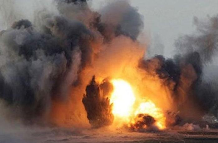 Fransız askerlere bomba yüklü araçla saldırı