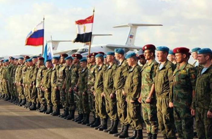 Rusiya Misirlə hərbi əməkdaşlığa başlayır