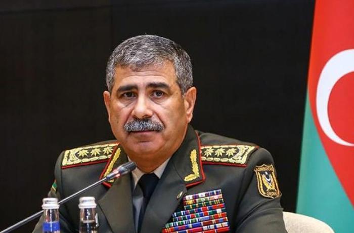 Zakir Həsənov Türkiyə müdafiə naziri və Baş Qərargah rəisinə başsağlığı verdi