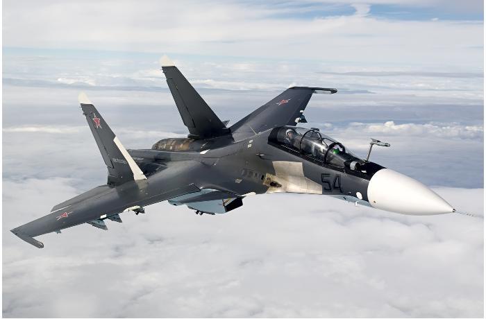 """Rusiya Belarus və Qazaxıstana """"Su-30SM"""" döyüş təyyarələri satacaq"""