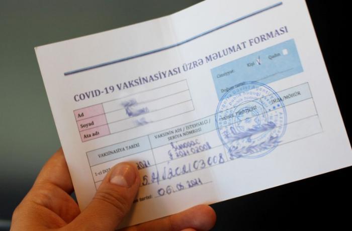 Şəhər və rayonlar arası sərnişin daşımada COVID pasportu tələb olunacaq