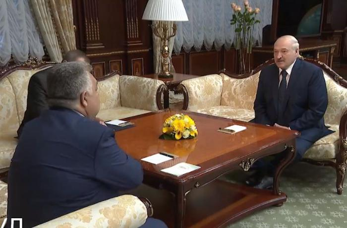 Ermənilər Azərbaycanla bağlı çıxışına görə Lukaşenkonu sərt tənqid etdilər