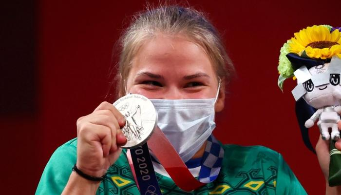 Türkmənistan tarixdə ilk dəfə olimpiya medalı qazandı