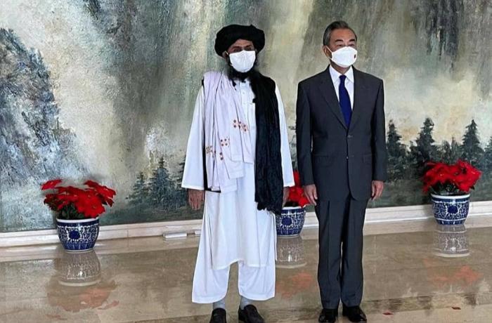 """Əfqanıstanda sülh """"Taliban""""ın köməyi ilə bərpa ediləcək – Çin"""