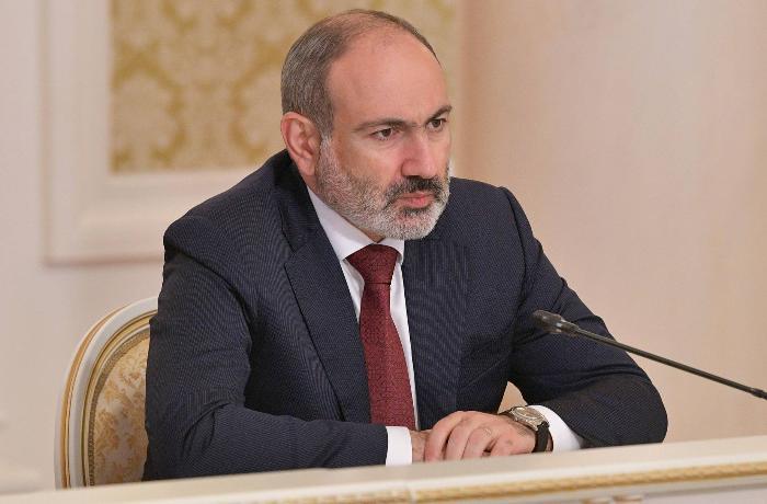 Paşinyan Ermənistanın baş naziri təyin edildi