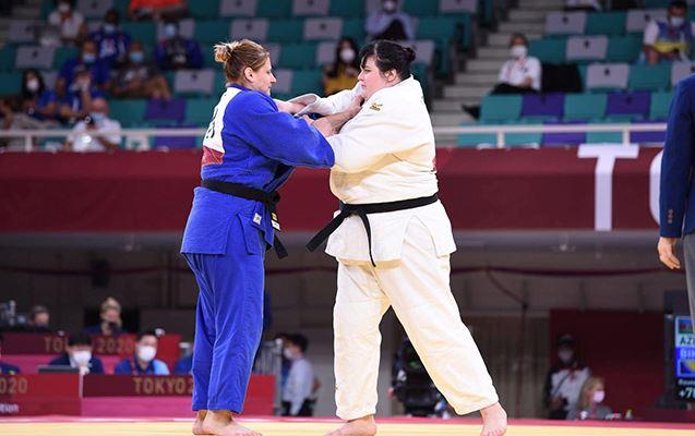 Azərbaycan Olimpiadada ilk medalını qazandı - FOTOLAR