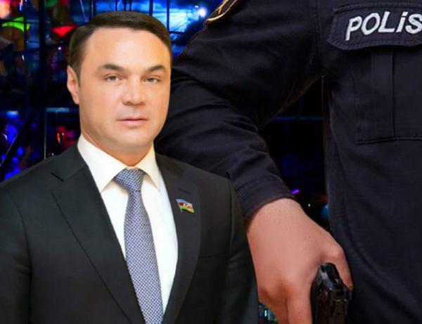 Deputatın polisi döyməsi ilə bağlı cinayət işi açıldı - RƏSMİ