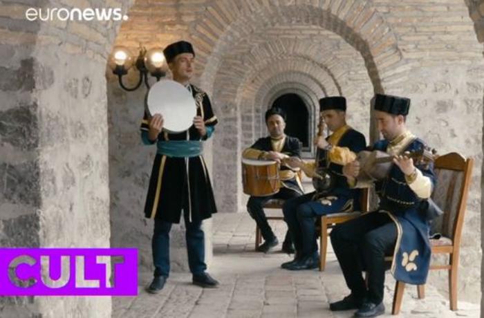 """""""Euronews"""" telekanalı Azərbaycan muğamı barədə süjet hazırlayıb - VİDEO"""