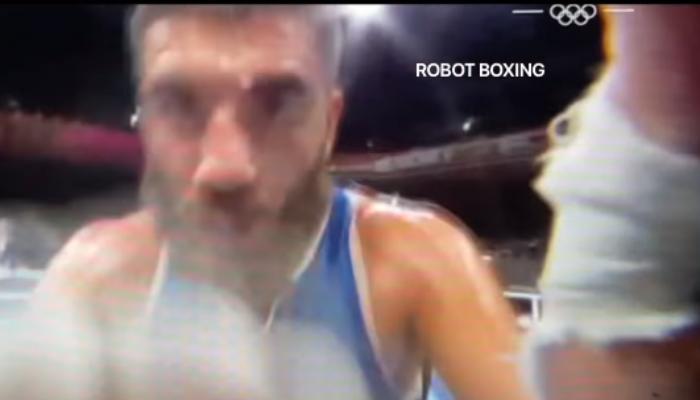 Tokio-2020: Azərbaycanlı boksçu hakimləri təhqir edib - VİDEO + YENİLƏNİB