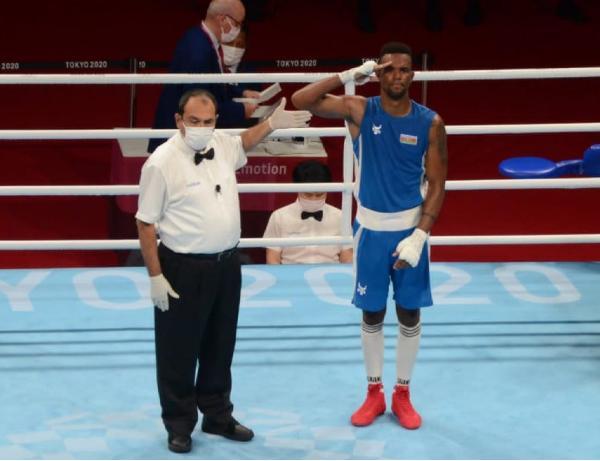 """Azərbaycan """"Tokio-2020""""də ikinci medalını qazandı"""