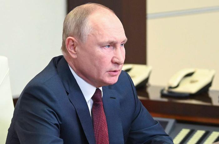 Putindən Avropadakı təbii qaz böhranı ilə bağlı təlimat