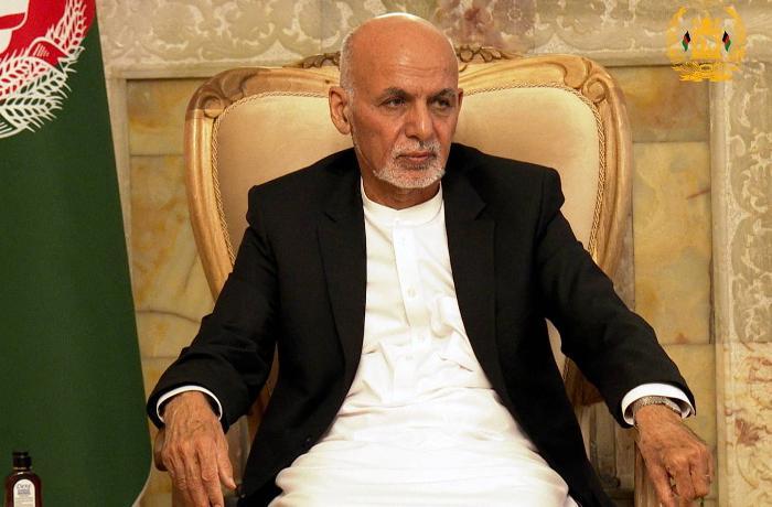 """Əşrəf Qaninin adından """"""""Taliban""""ı tanıyın"""" deyə paylaşım edildi"""