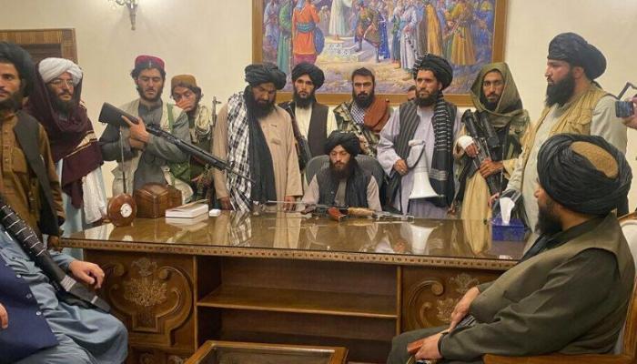 """""""Taliban"""" güclü döyüşlər aparmadan -"""