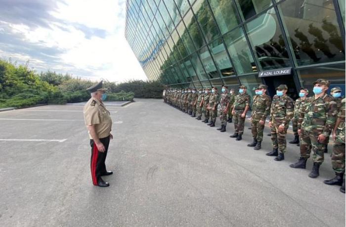 General-leytenant Etibar Mirzəyev Türkiyəyə getdi