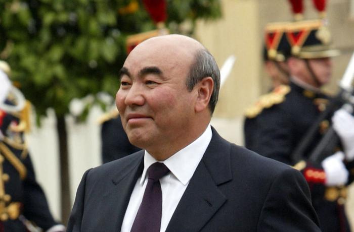 Qırğızıstanın axtarışda olan sabiq prezidenti saxlanıldı