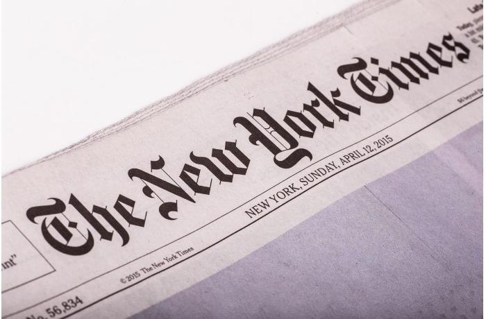 """""""New York Times"""" işçilərinə COVID-19-un mənşəyini araşdırmağı qadağan etdi - KİV"""
