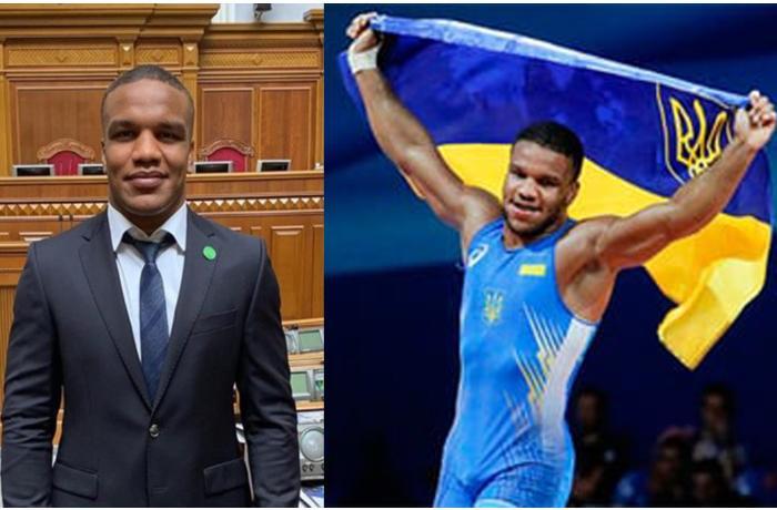 Tokio-2020: Ukraynanın ilk qızıl medalını Ali Radanın deputatı qazandı