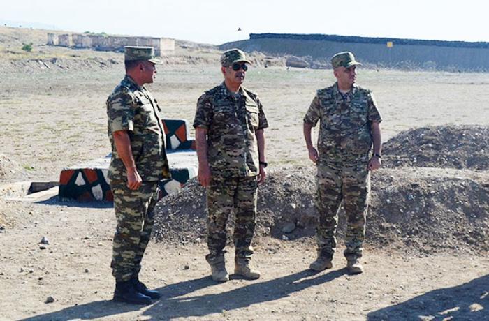 Quru Qoşunları Komandanlığının hərbi obyekləri istifadəyə verildi - VİDEO