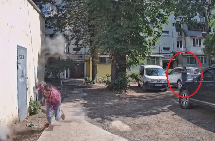 """""""Lotu Quli""""nin adamı Laçın Məmmədovu güllələdi – ANBAAN VİDEO"""