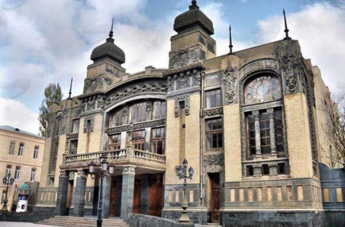 Azərbaycanda pandemiya dövründə ilk dəfə teatr tamaşası nümayiş etdiriləcək