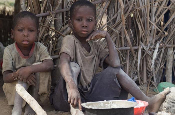 Keniyada 2,1 milyon insan aclıqla üz-üzə qaldı