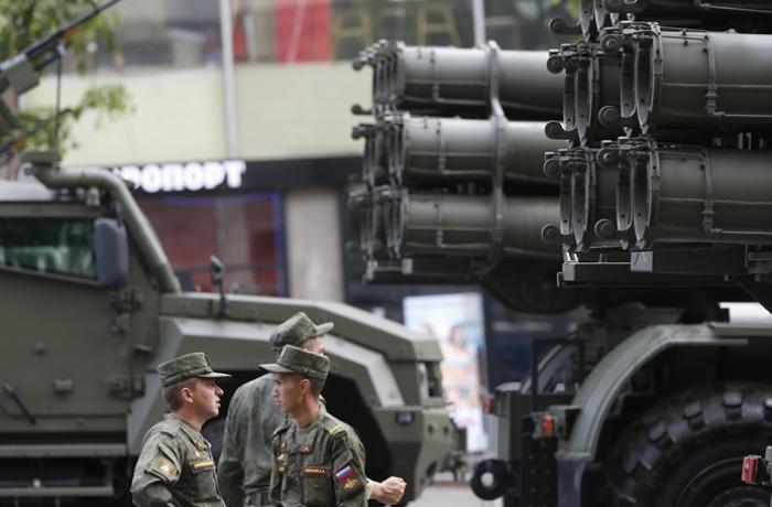 S-500-ün Rusiya ordusuna təhvili başladı