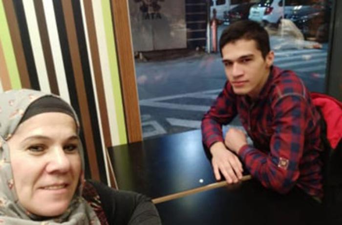 23 yaşlı azərbaycanlı Ukraynada itkin düşdü - FOTO