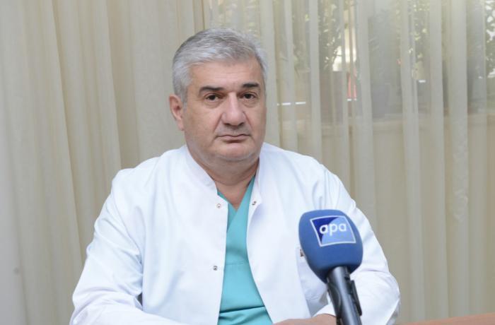 Respublika Klinik Uroloji Xəstəxanasında yeni direktor təyinatı olub