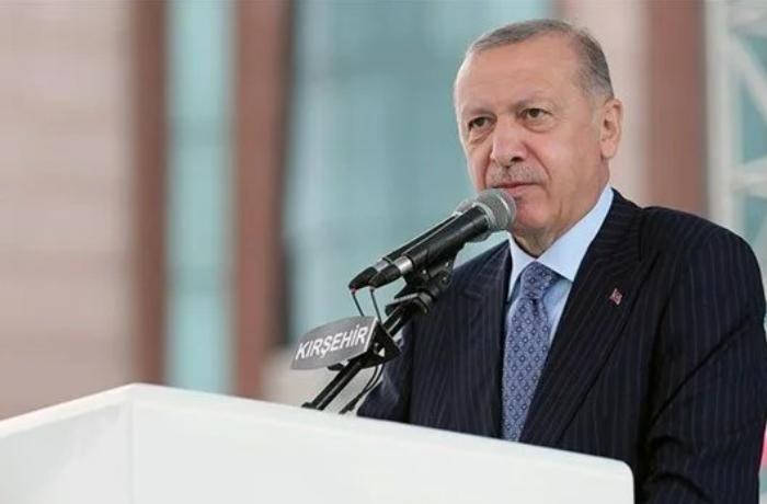 """""""Zəngəzur koridorunun açılıb-açılmaması siyasi məsələdir"""" - Ərdoğan"""