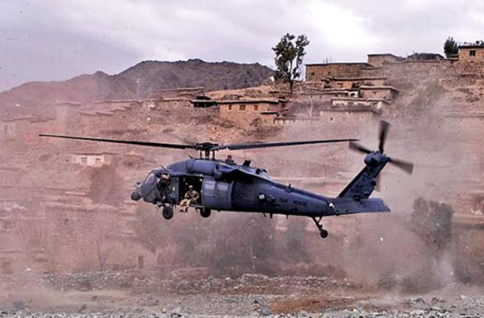 Liviyada 2 helikopter toqquşdu - General həlak oldu