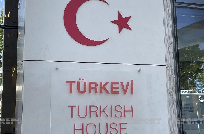 """ABŞ-da """"Türk evi""""nin açılışı olub - FOTO"""