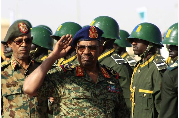 Sudanda çevrilişə cəhd edən 48 zabit saxlanıldı