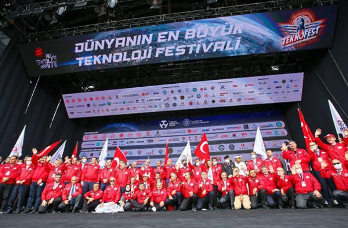 """Azərbaycan """"Teknofest""""də 11 startapla təmsil olunur - FOTOLAR"""