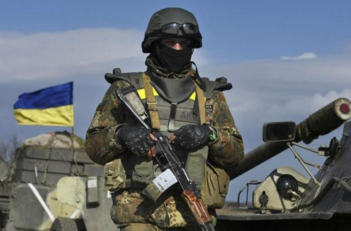 Ukrayna Donetsk bölgəsini atəşə tutub – KİV
