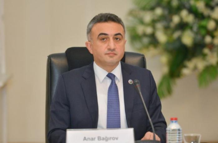 Anar Bağırov hakimləri tənqid etdi
