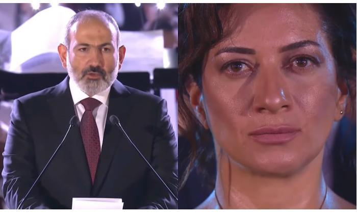 """""""Bəzən məğlubiyyət ölümü, ümidsizliyi aradan qaldırır"""" – Paşinyan"""