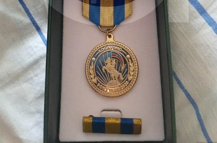 Vətən Müharibəsi qazisi yardım olunmadığı üçün medalını satır – FOTOLAR