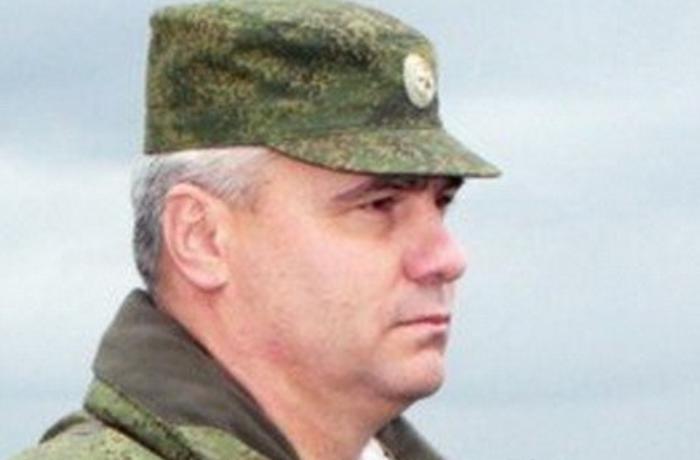 Qarabağdakı sülhməramlılara yeni komandan təyin olundu