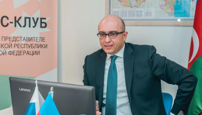 Ruslan Əliyev MDBMİ-nin Dayanıqlı İnkişaf Mərkəzinin direktoru təyin olunub