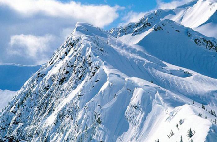 Faktiki hava - Dağlıq ərazilərə qar yağıb