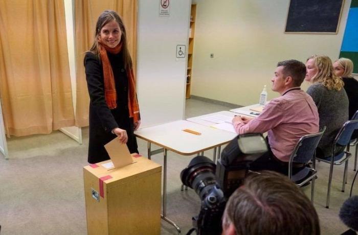 İslandiya parlamentində qadınların sayı kişiləri ötdü