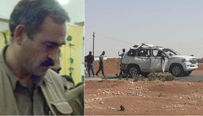 PKK-nın Ermənistan üzrə nümayəndəsi məhv edildi