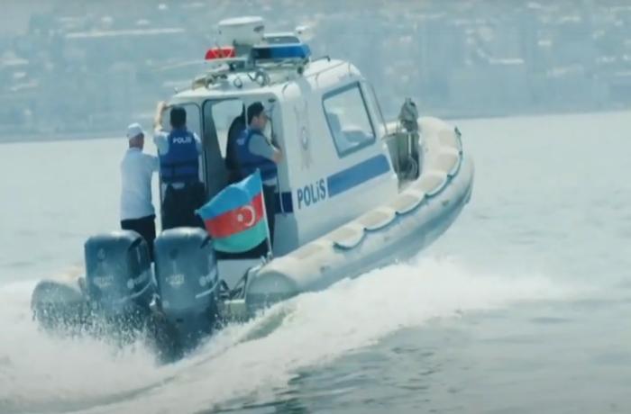 ETSN və su polisi birgə reyd keçirdi